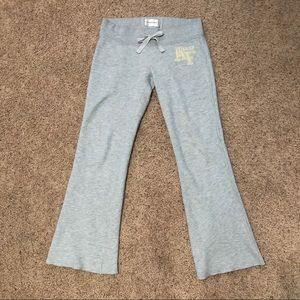 Abercrombie & Fitch Gray Sweatpants Size Medium